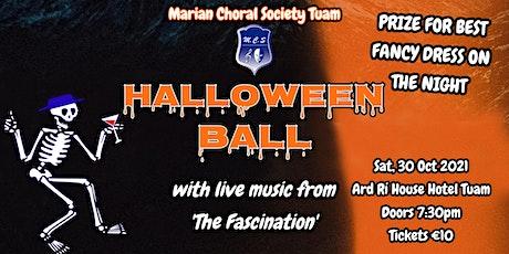 MCS Halloween Ball tickets