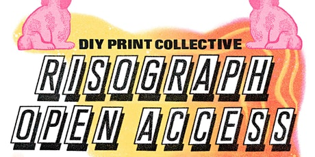 Sat. 9th October - Print Collective Open Access @ Turf tickets