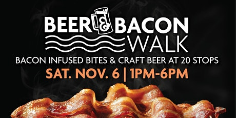 Downtown Racine Beer and Bacon Walk tickets