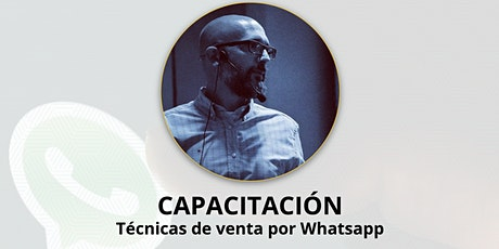 Técnicas de Ventas por Whatsapp - Maximiliano Panero entradas
