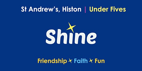 Shine | A place for for Under Fives and their carers tickets