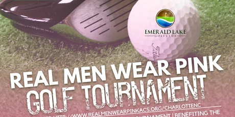 American Cancer Society Real Men Wear Pink Golf Outing tickets