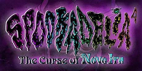 Spookadelia 4 : The Curse of Novo Ita | Immersive Art Experience tickets