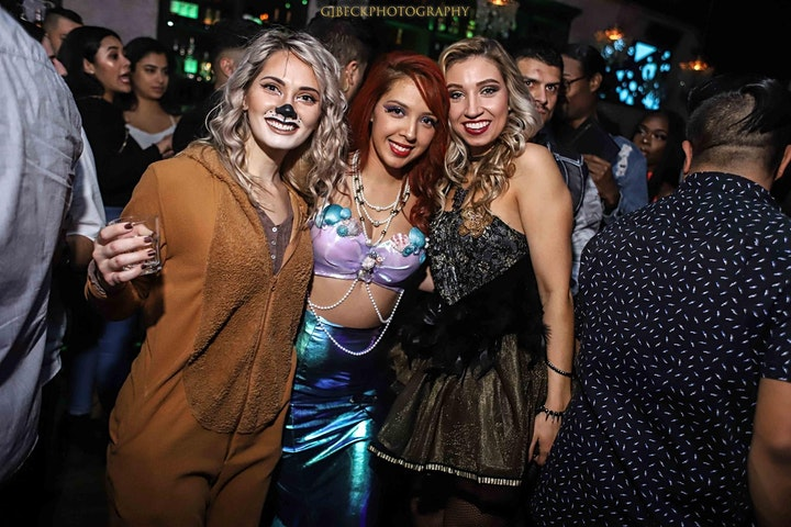 Monsters Ball Halloween Party @ The Palace image