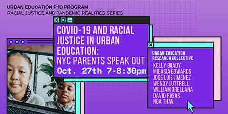 Racial Justice and Pandemic Realities tickets