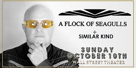 A Flock of Seagulls tickets