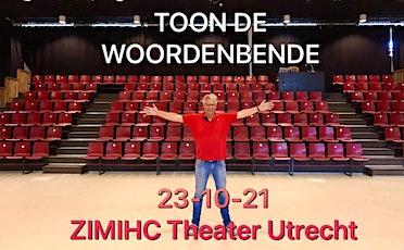 Theatervoorstelling 'Lekker Utregs Gebekt' tickets