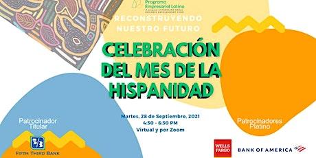 Celebración del Mes de la Hispanidad boletos