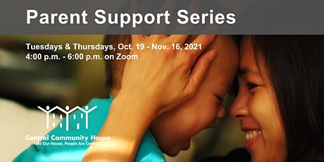 Parenting Support Series, October & November tickets