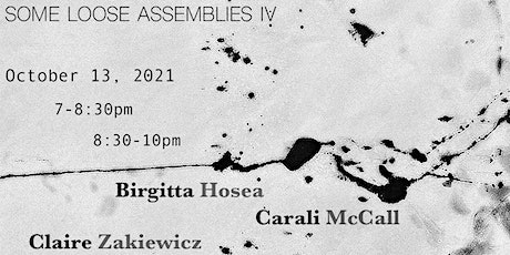 Some Loose Assemblies: IV tickets