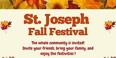 St. Joseph Fall Festival tickets