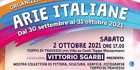 Arie Italiane biglietti