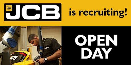 JCB Open Day tickets