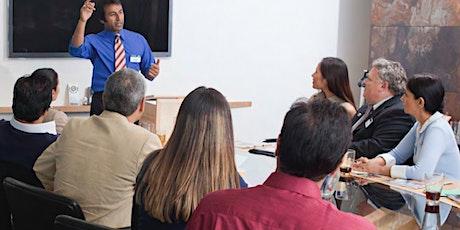 Improve, Network, Learn Communication & Public Speaking Skills tickets