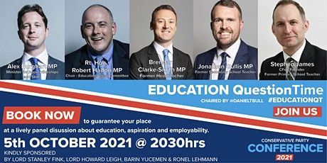 Conservative Friends of Education: Conservative Party Conference Event tickets
