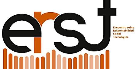"""erst'21 """"Tecnología Social: Más necesaria que nunca"""" boletos"""