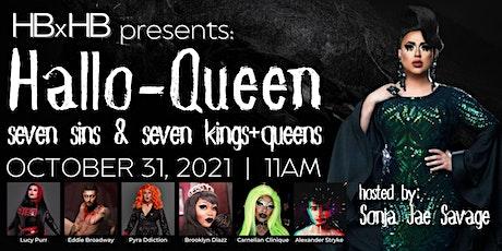HBxHB Presents: Hallo-Queen Drag Brunch tickets