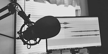 Podcast Development Bootcamp - An AJO Masterclass tickets