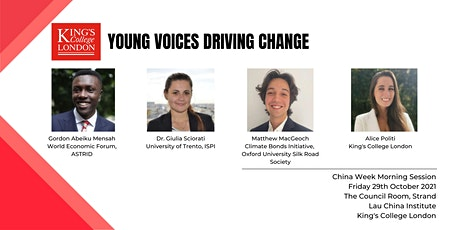 Young Voices Driving Change tickets