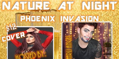 Nature at Night - November 7th - Phoenix Invasion tickets