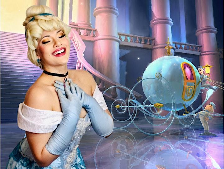 Imagem do evento DESCONTO! Cinderella é Ela, no Teatro BTC