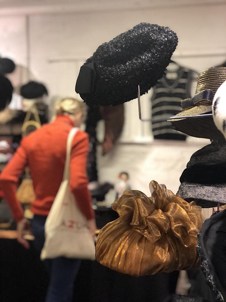 Vintage Fashion Fair Farnham November 2021 image