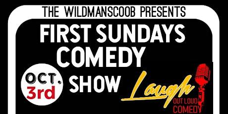 TheWildManScoob presents First Sundays tickets