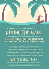 Info Session for Riding the Wave: Children's Emotional Regulation Group tickets
