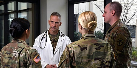 El Paso Army Healthcare Career Fair. (All medical fields welcome.) tickets