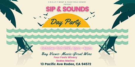 Sip & Sounds-Day Party by the Bay tickets