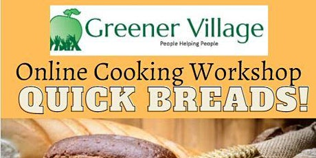 Quick Breads Cooking Workshop tickets