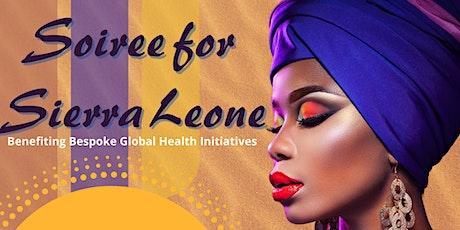 Soiree for Sierra Leone tickets