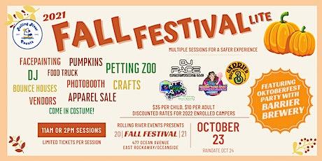 Fall Festival (Lite) tickets