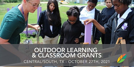 EcoRise: Outdoor Learning & Classroom Grants: Central/South TX tickets