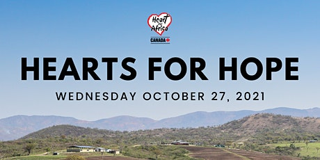 Hearts for HOPE tickets