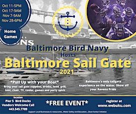 BALTIMORE SAILGATE 2021 tickets