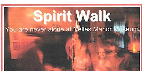 Spirit Walk billets