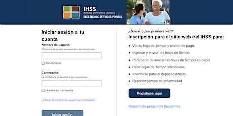 Sesion Informativo de Hojas de Tiempo Electrónica y Telefonica - Oct.'21 tickets