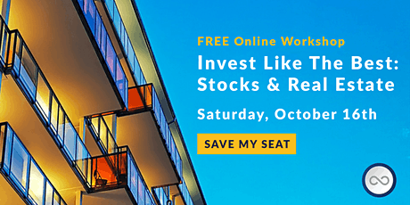 Infinity Investing Workshop 10.16.2021 tickets