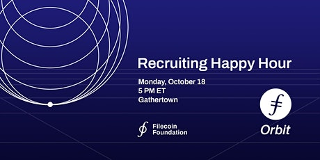 Web3 Recruiting Happy Hour tickets