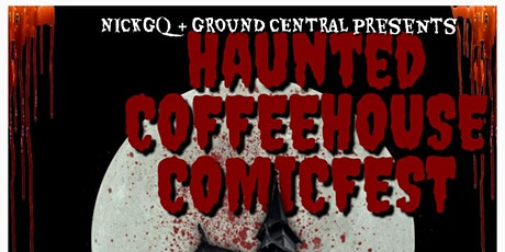 HAUNTED COFFEEHOUSE COMICFEST & COSPLAY HALLOWEEN PARTY tickets