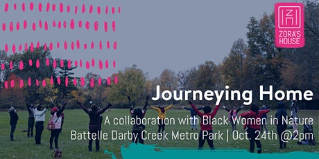 Journeying Home: A Collaboration with Black Women in Nature tickets