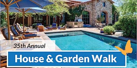 35th Annual House & Garden Walk - Virtual tickets
