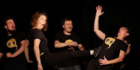 CabaMatch: Le retour des anciens (spectacle d'improvisation théâtrale) billets