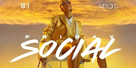 Friday Social with MACT   Brooklyn On U tickets