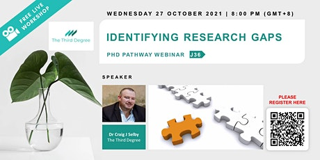 Identifying Research Gaps tickets