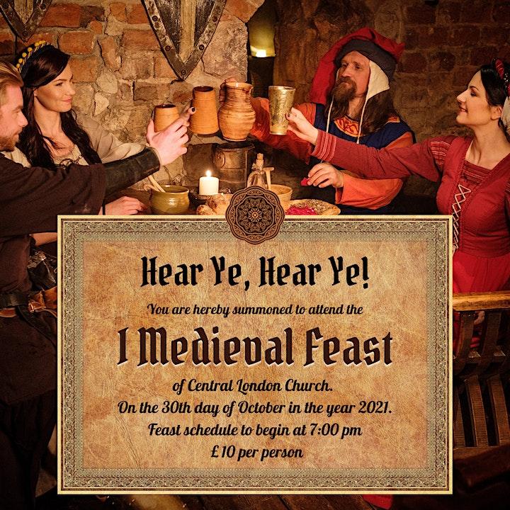 Medieval Feast image