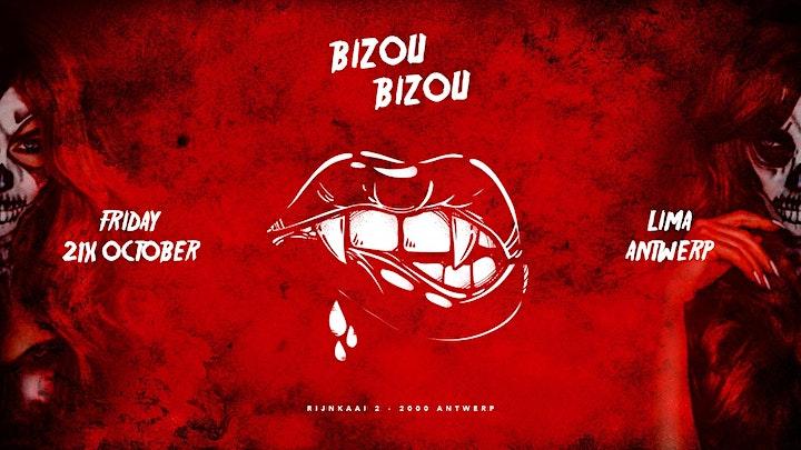 Afbeelding van Bizou Bizou - Halloween