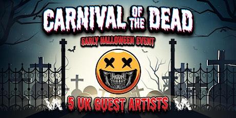 Carnival of the Dead ft. Annix + MC Phantom, Dr. Meaker, KY B2B Teej + More tickets