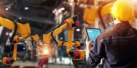 Welding Robotics Workshop May 2022 tickets